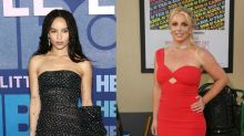 People are freaking out over throwback photo of Zoe Kravitz and Britney Spears: 'This is important'