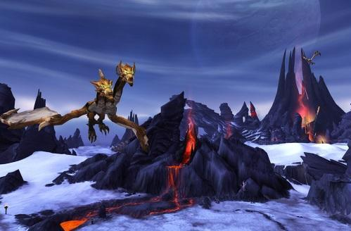 Warlords of Draenor previews Frostfire Ridge
