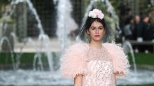 Kaia Gerber makes her couture debut on the Chanel runway (obviously)