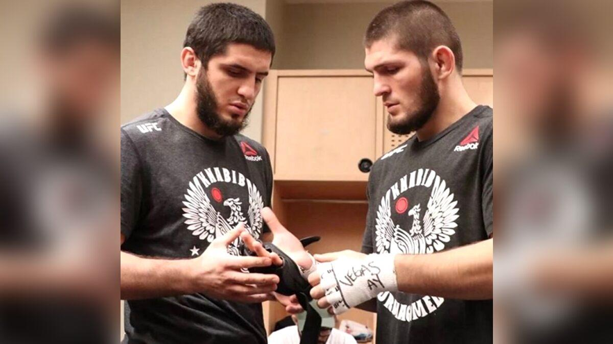 Islam Makhachev UFC Fighter from Dagestan: Know All About MMA Artist and Khabib Nurmagomedov's Best Friend