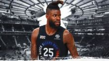 Knicks have significant interest in re-signing free agent Reggie Bullock, with Suns also interested