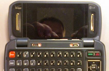 A moment of clarity for LG's VX9900