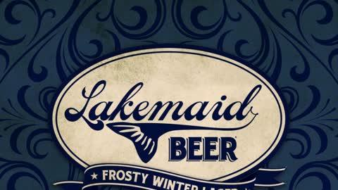 Lakemaid Beer Drone Delivery!