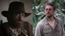 Charlie Hunnam and Robert Pattinson didn't speak on Lost City of Z set