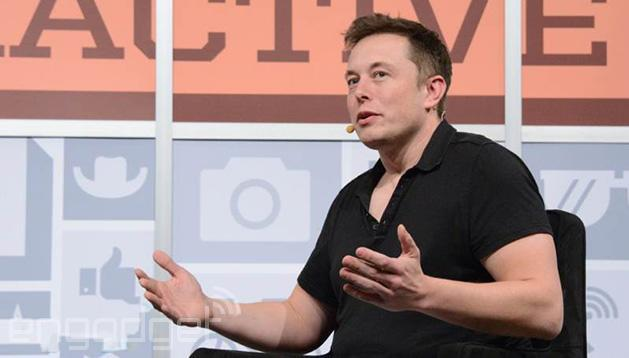 Elon Musk is scared of killer robots