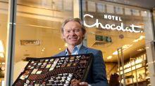 British love affair with premium chocolate boosts Hotel Chocolat sales