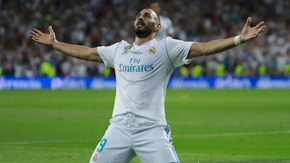 Benzema seals Real Madrid stay until 2021