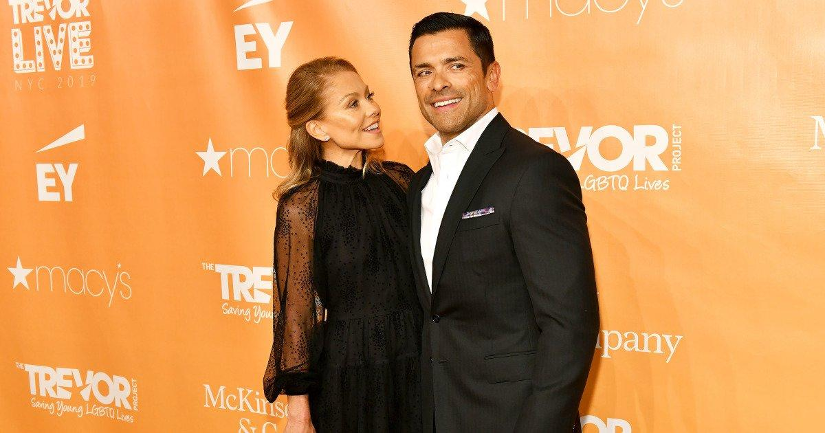 40d9956d Kelly Ripa and Mark Consuelos Share the Best Advice They Give Their Kids