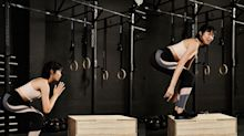 A CrossFit Coach Crafted This Quick and Intense Workout to Make You Sore All Over