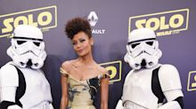 Thandie Newton's Dress Celebrates Black Characters