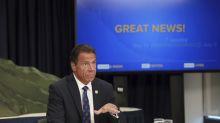 New Yorks Gouverneur präsentiert schräges Covid-19-Plakat