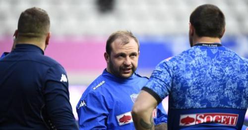 Rugby - Top 14 - FCG - Héguy retrouve sa place de titulaire