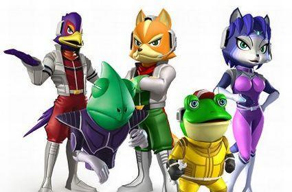 New Star Fox coming to Wii U