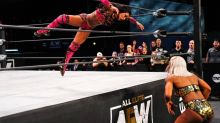 AEW Dynamite on tour in Miami is a Red Velvet Homecoming. Jim Ross talks AEW touring, too