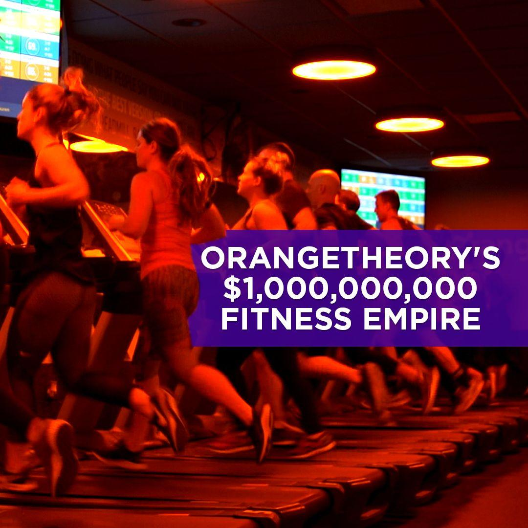 How Orangetheory Fitness built a $1,000,000,000 empire