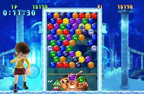 Puzzle Bobble Live busts a move onto XBLA in Japan
