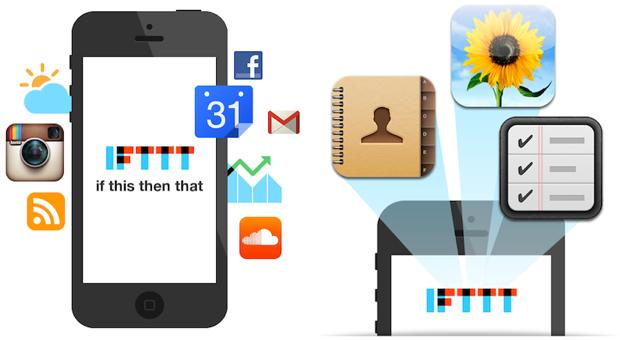 IFTTT's new iPhone app taps into Contacts, Photos and Reminders (hands-on)