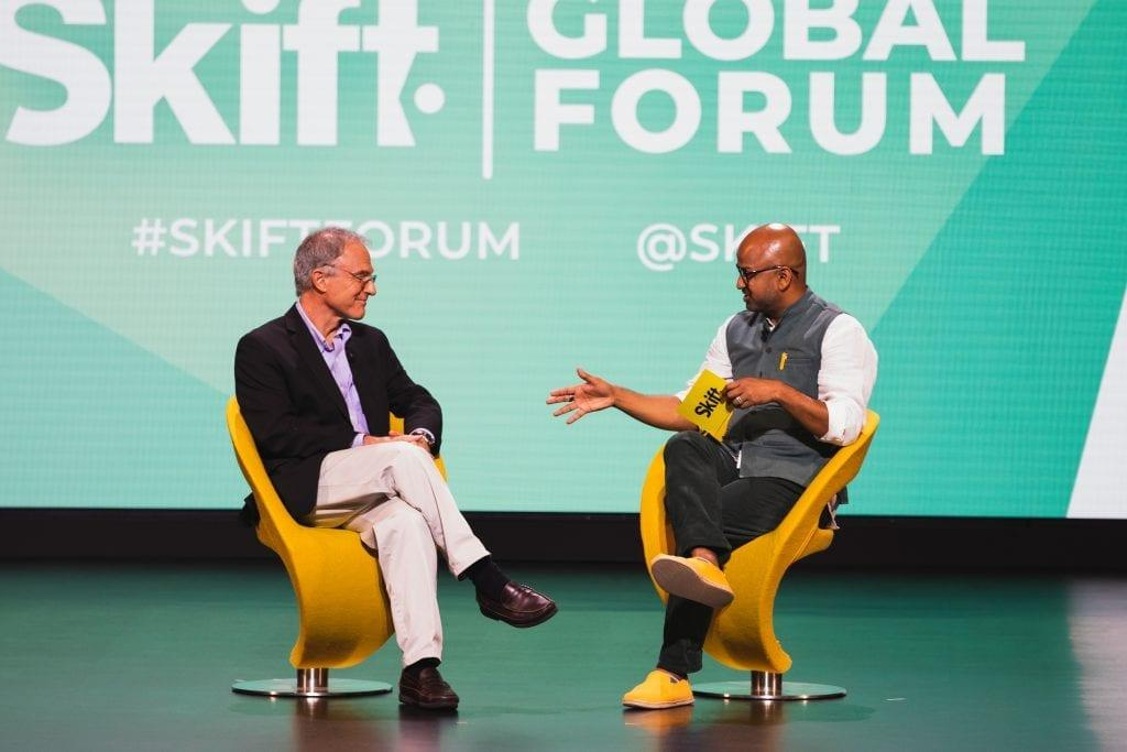 TripAdvisor CEO Welcomes More Pressure on the Travel Industry to Develop Green Practices