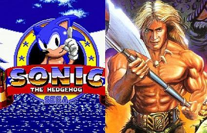 Sonic and Golden Axe now on XBLA
