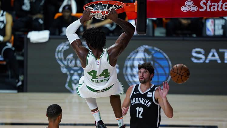 Celtics vs. Nets Overreactions: Did Robert Williams, Romeo Langford earn more minutes?