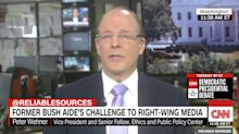 Ex-Bush Aide Has Damning Theory For Why Trump Supporters Won't Turn On Him