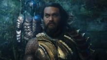Jason Momoa and Nicole Kidman Adventure Under the Sea in First 'Aquaman' Trailer -- Watch Now