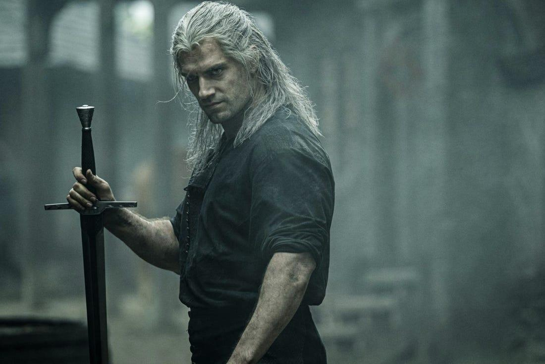 Netflix claims that 'The Witcher' is set to be its biggest show ever - but it's moved the goalposts