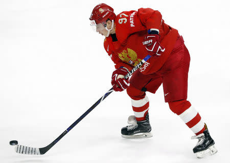 Golden Knights may get playoff boost from KHL MVP