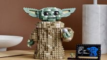 Disney Is Releasing a 1,000-Piece Baby Yoda Lego Set to Celebrate The Mandalorian Season 2