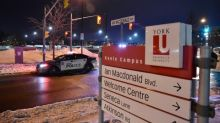 Woman attacked on York University campus was stabbed and shot, police say