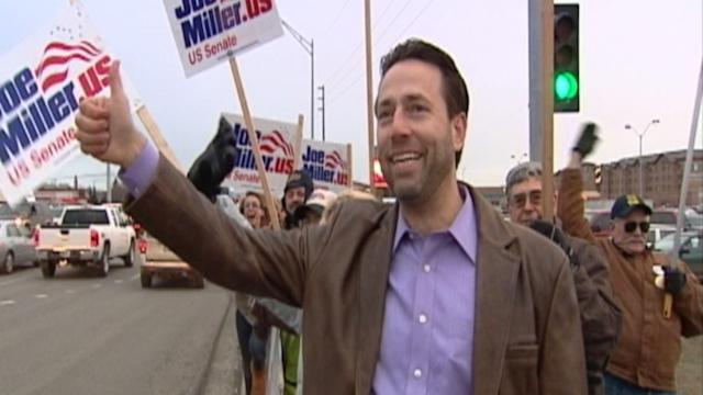 Northern Exposure: Alaska Tea Party Candidate Joe Miller Back in the Fight