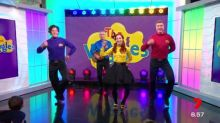 The Wiggles perform live on Sunrise