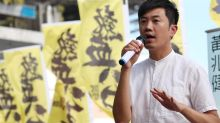 Hong Kong protests: lawmaker Cheng Chung-tai apologises for turning flags upside down in Legco chamber in 2016