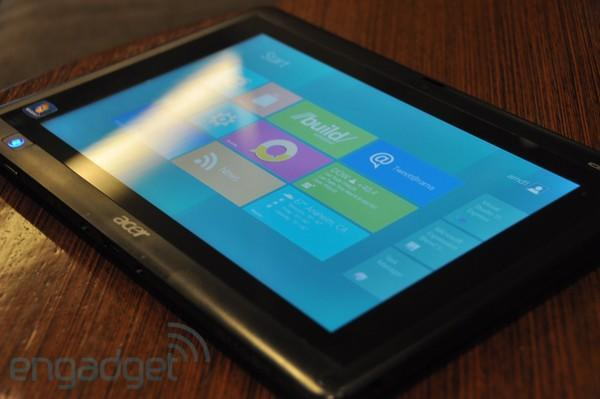 Acer and Lenovo reportedly eying Windows 8-based tablet launches in Q3 2012
