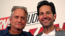 Michael Douglas teases 'Ant-Man' future, says 'Romancing the Stone' sequel is possible (exclusive)