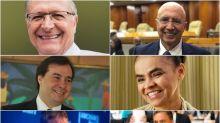 Confiante, centro se coloca como mais viável para vencer eleição presidencial; saiba quem são os pré-candidatos