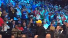 LaVar Ball got booed out of Barclays Center during the NBA Draft