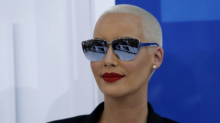 Amber Rose criticised for promoting detox tea for pregnant women: 'You're supposed to be a feminist'