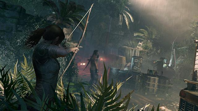 In 'Shadow of the Tomb Raider,' Lara Croft has the skills to survive