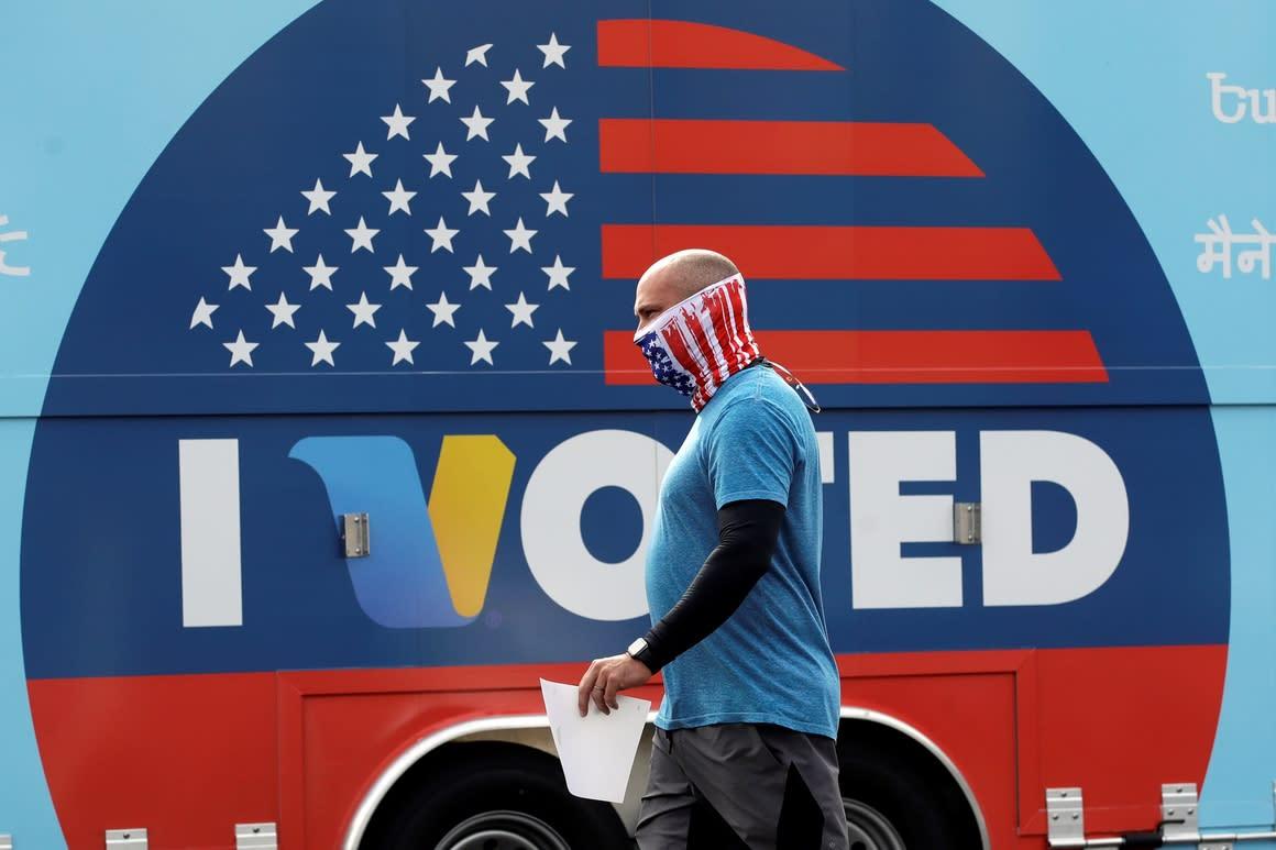 Republican takes lead in California special election