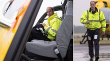 Read Prince William's letter to colleagues as he takes final flight as an air ambulance pilot