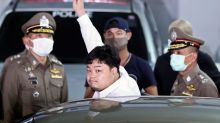Thai police arrest another leader of student protests