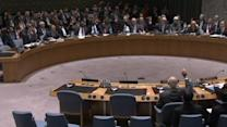 UN approves Syria resolution