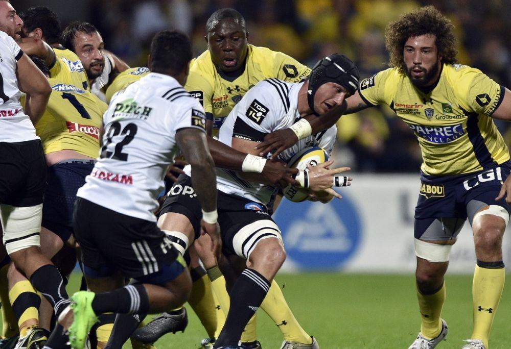 Top 14: Brive réalise un gros coup à Clermont