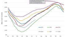 Decoding US Natural Gas Inventories from June 22 to 29