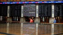 Escalating trade dispute sinks European shares