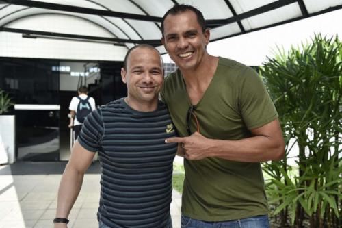 Antes de receber torcida, Giovanni projeta ano do Santos e elogia equipe