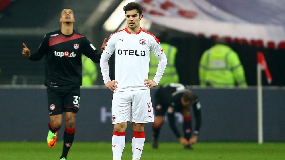 Transfergerücht: Besiktas gibt Angebot für Kaan Ayhan von Fortuna Düsseldorf ab