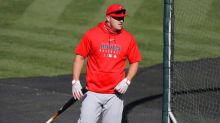 Trout placed on paternity list ahead of couple's first child
