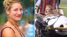 Woman's devastating tragedy before brutal shark attack